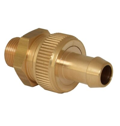 Brass Intake Strainer with Hose Tail
