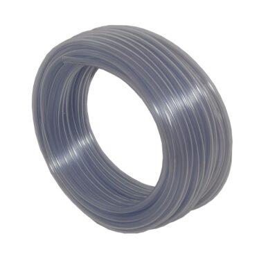 "Low Pressure Tricoflex ""Tubclair"" Clear PVC Hose, 30m Roll"