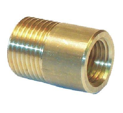 "M18 x 1/4""F Brass Adapter for Karcher Lance"