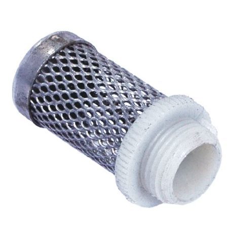 Stainless Steel Intake Filter with Nylon Thread