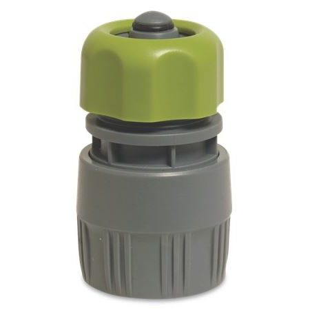 Low Pressure Hose Connector with Waterstop