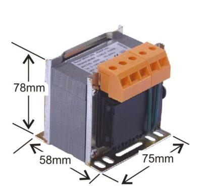Step Down Transformer 110/240/400v to 24v