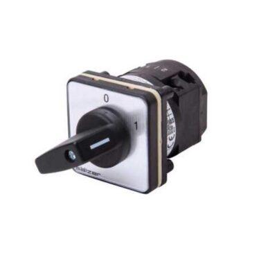 20 Amp Mains Rotary Cam Switch / Circuit Breaker