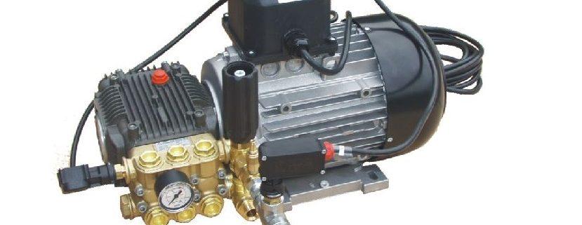 XMT11.11 MP Annovi Reverberi Single Phase Motor Pump Set