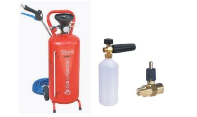 Foamers, Sprayers & Injectors