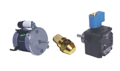 Fuel Pumps, Solenoid Valves & Burner Spares